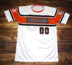 Take a loot at this custom jersey designed by Summerfield Bulldogs Baseball and created at Dan Rodgers Sports Zone in Toledo, OH! http://www.garbathletics.com/blog/bulldogs-baseball-custom-jersey-19/ Create your own custom uniforms at www.garbathletics.com!