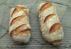 Hungry in San Francisco: Five Grain Sourdough with Rye - 5 Korn Sauerteigbrot mit Roggen