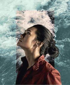 "nourgelitnius: ""  Julie Mao - The Expanse (Syfy) """