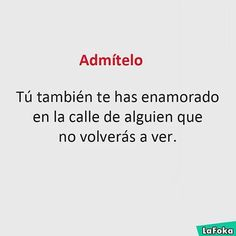 #enamoradizos