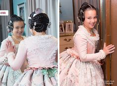 VIVA LA FALLERA MAYOR INFANTIL DE VALENCIA 2014!!!! Spanish Woman, People Of The World, Beautiful Outfits, Flower Girl Dresses, Cosplay, Wedding Dresses, Cute, Clothes, Women