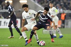 FBL-FRA-LIGUE1-BORDEAUX-PSG Saint Germain, Neymar Vs, Football Match, Paris Saint, Psg, Still Image, Bordeaux, Running, Bordeaux Wine