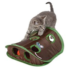 $27.99 * More info could be found at the image url. (This is an affiliate link) #CatMiceAnimalsToys