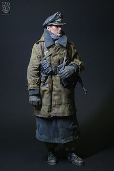 German Soldiers Ww2, German Army, Toy Soldiers, Ww2 Uniforms, German Uniforms, Military Diorama, Military Art, Luftwaffe, Military Drawings