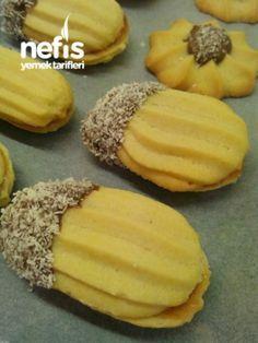 Delicious Desserts, Yummy Food, Tasty, Cake Models, Turkish Kitchen, Sugar Cake, Biscotti, Pineapple, Muffin