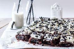Het is tijd voor een potje epic baking met deze white chocolate oreo brownies. Over de top goddelijk!