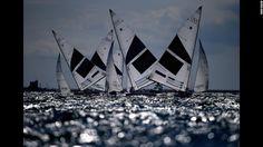 Sailing, Olympics 2012