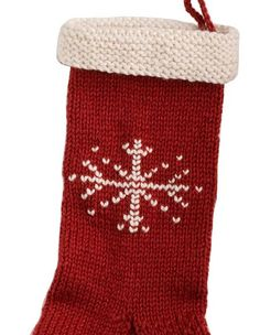 Holiday Stocking - Knitting Patterns and Crochet Patterns from KnitPicks.com