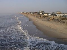 Long Beach, Oak Island, NC