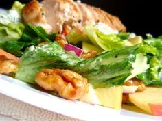 I've made this...so yum!  Like Red Robin's Apple Harvest Salad