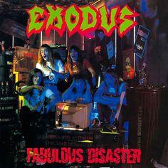 """MUSIC EXTREME: CLASSIC VIDEO OF THE DAY: EXODUS """"THE TOXIC WALTZ""""... #exodus #metal #thrashmetal #thrash"""