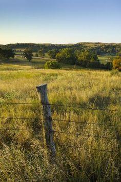 Near the Middle Loup River north of Mullen, NE - photo courtesy Nebraska Tourism