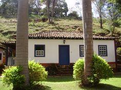 São Gonçalo do Rio Preto, MG - Brasil - pousada