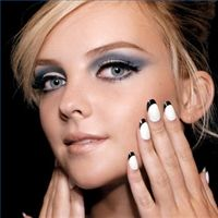 Prom Nail Tips - fashion world and fashion show