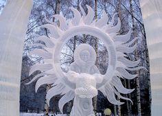 Eleonorik — «Фигуры из льда (389).jpg» на Яндекс.Фотках