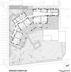 Ground Floor Plan: