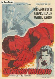 Programa de Cine - Un Hecho Violento