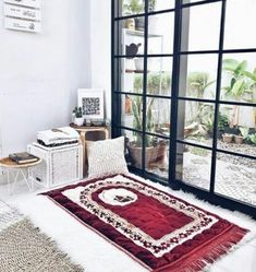 Home Renovation Ideas – Interior And Exterior - Home Remodeling My Living Room, Home And Living, Living Room Decor, Home Room Design, Home Interior Design, House Design, Interior Paint, Prayer Corner, Islamic Decor