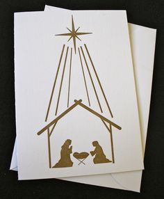 christmas cards oh come let us adore him bible verse christmas