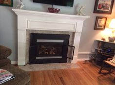 1000 Images About Fireplace Update Before And On