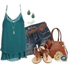 Cute summery wear