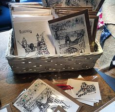 Isle of GB with her stunning cards!