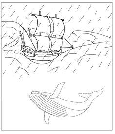 Yunus et le poisson