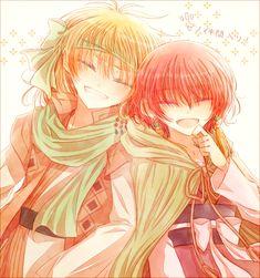 Akatsuki no Yona ♥ (Yona of the Dawn) ♡ Zeno x Yona
