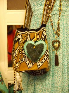 Wayuu Mochilla bag from Mirage Ibiza Town-beautiful Shop