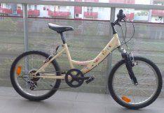 Altrix Cindy 20-as használt lány bicikli kerékpár eladó