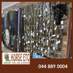 Buying a Bit can be very intimidating, as it is vital to get the right bit for the discipline that you intend participating in. Horse Etc will assist in making that choice easier with our professional assistance and years of experience you can be sure of making the correct purchase. #bridalsandbits #horseriding #equestrian