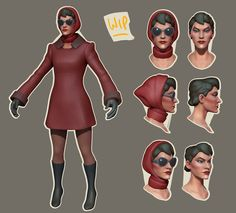 Image result for team fortress 2 female spy