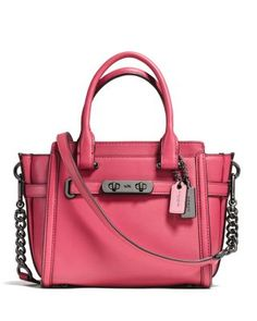 COACH Swagger 21 In Glovetanned Leather.  coach  bags  shoulder bags  hand a626f150b8278