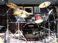 Andy Newmark's Drum Kit