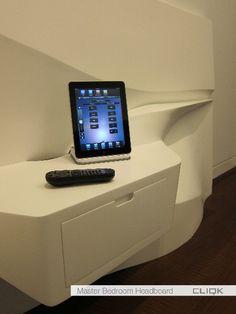 Modern Design and Technology Meet in a SoHo Loft  iPad Controls