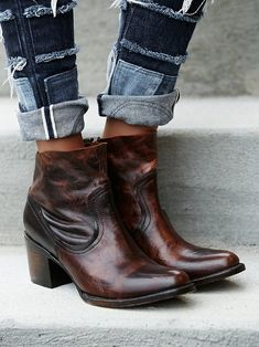 Freebird by Steven Salt Ankle Boot at Free People Clothing Boutique