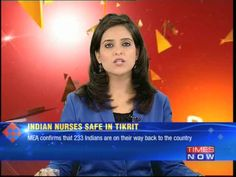Stranded Indian nurses in Iraq moved to unknown spot: MEA - Yahoo News India  OMG