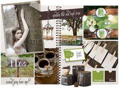 wedding inspiration: under the old oak tree