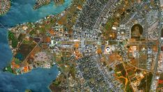 Earth Day Quiz: Can You Identify All 14 Locations in These Incredible Aerial Photographs? - Architizer Journal Monuments, Earth Day Quiz, Worlds Of Fun, Around The Worlds, Destinations, Aerial Images, City Buildings, Landscape Photographers, The Guardian