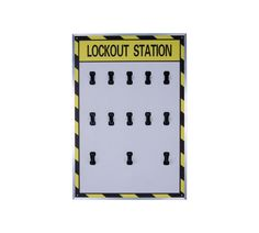 10 lock lockout station only