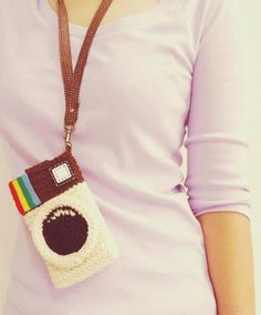 Instagram iPhone Case. If you knew me really well, you'd know that i would use this all the time