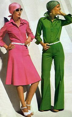1970s fashionista