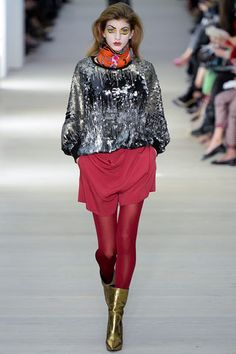 Vivienne Westwood Red Label Fall 2013 Ready-to-Wear Collection Slideshow on Style.com