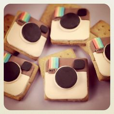 LOVE!   insta grahams // For the social media foodie! cc: @Anthony Quintano