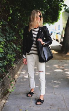 White Boyfriend Jeans Archives - Repeat Offender