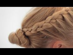 Repinned: Workout Hair Tutorial
