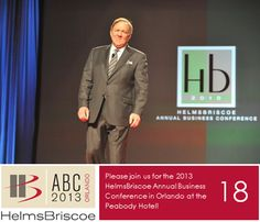 2010 - HelmsBriscoe is the first group to host a meeting at the new multi-billion dollar conference center in the ARIA Resort &  Casino in Las Vegas. Entertainment greats Frank Caliendo and Terry Fator performed for the conference. This high energy  event was heralded as a return to strength for the meetings industry. #HBABC #WhyHB