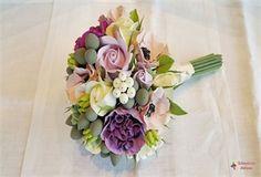 Pembe ve Mor Renkli Gelin Çiçeği
