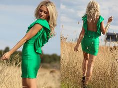 too green?