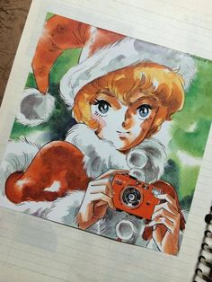 """Merry Christmas to You ! by Saint Nicholas, Lady Santa Claus (Southern Claus) """"Jeanne Francaix"""" or LadySanta Claus """"Dana Sterling"""" !?"""